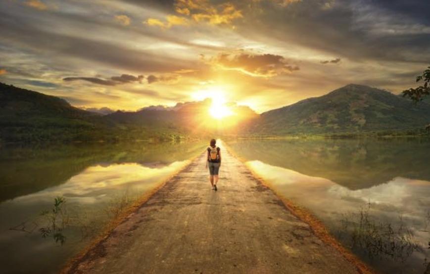 人生を歩む